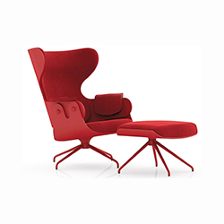 Showtime 躺椅&腳踏 hayon showtime lounger chair and ottoman